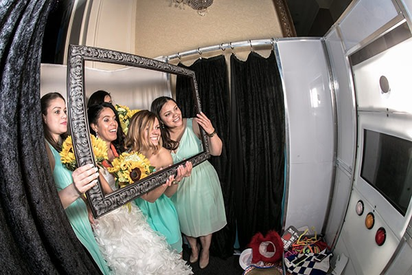 Renting a photograph Booth